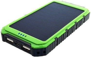 PowerNeed Power Bank 6000mAh Black/Green