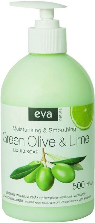 Eva Green Olive & Lime Liquid Soap 500ml