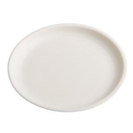 Puķu poda šķīvis SN Ceramic Pot Plate L-2 Ø14cm White