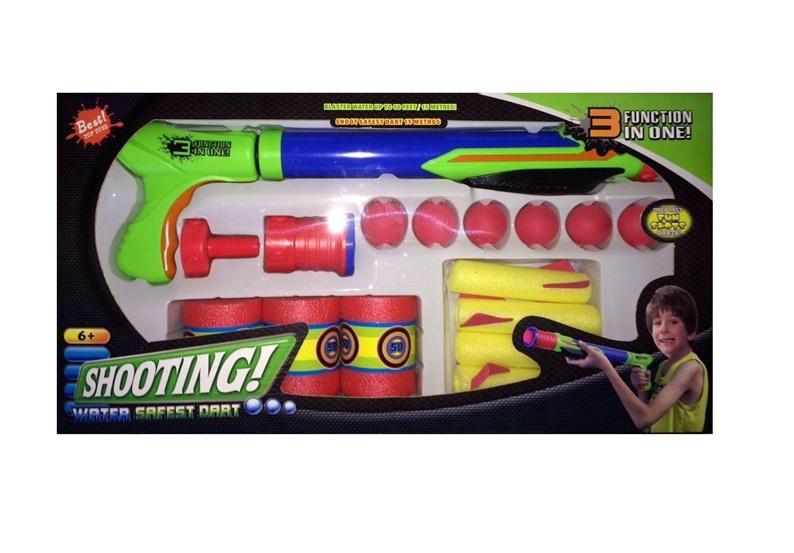 SN Shooting Water Safest Dart Set 509085929