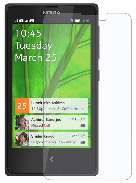 BlueStar Screen Protector For Nokia X Glossy
