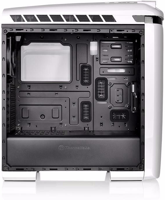 Thermaltake Versa C22 RGB Snow Edition Mid-Tower ATX White CA-1G9-00M6WN-00
