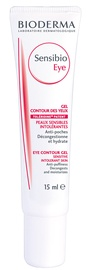 Acu krēms Bioderma Sensibio Eye Contour Gel, 15 ml