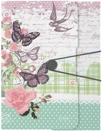 Herlitz Wallet Folder 11224722 Butterfly