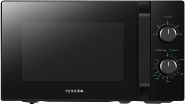 Toshiba MW-MM20P Microwave Black