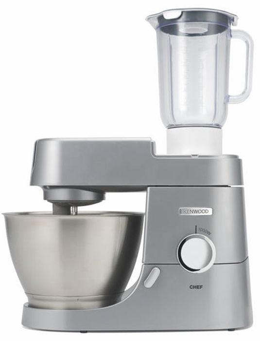 Virtuves kombains Kenwood KVC3100S Silver
