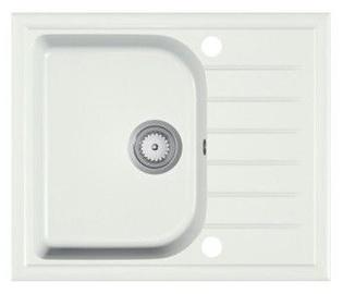 Halmar Sink Alaros White