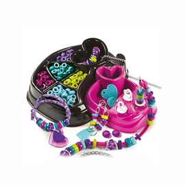Набор для изготовления браслетов Clementoni Crazy Chic Trend Bracelets 15180