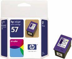 HP NO 57 Tri-Colour