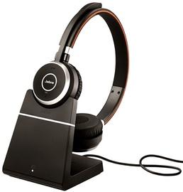 Беспроводные наушники Jabra Evolve 65 MS Stereo, черный