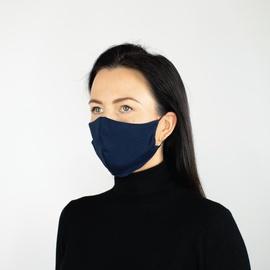 Aizsargmaska vairākk.l. zila