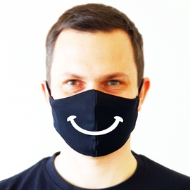 Atkārtoti Lietojama Sejas Aizsargmaska Smile