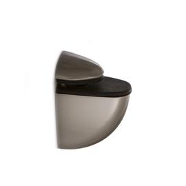 Kronšteins Adjustable Clamp for Shelves 20mm Nickel