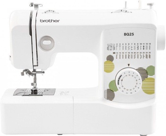 Brother BQ-25 Sewing Machine White