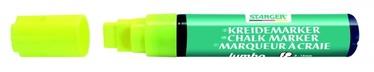 Stanger Chalk Marker 8-15mm 4pcs Yellow 620055