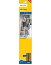 Москитная сетка Schellenberg Insetstop Magnetic 50643, серый, 2400x1200 мм