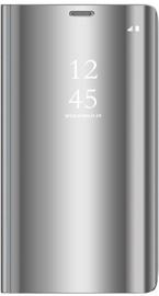 OEM Clear View Case For Xiaomi Mi 10 Lite Silver
