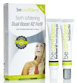 Komplekts Beconfident Teeth Whitening Dual Boost X2 Refill, 20 ml