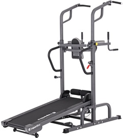 inSPORTline Treadmill With Pull-Up Bar Tongu
