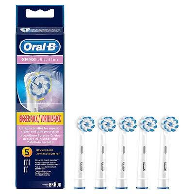 Насадка на зубную щетку Braun Oral-B Sensi UltraThin , 5 шт.