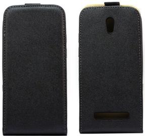 Telone Shine Vertical Book Case For Xiaomi Redmi Note 4/4X Black