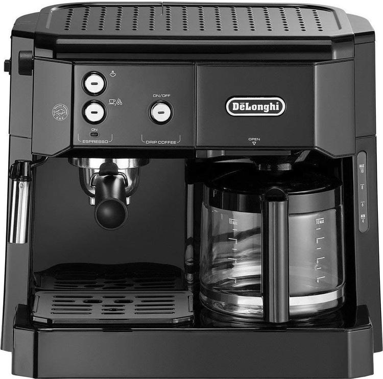 Kafijas automāts De'Longhi Combi Espress-Filter Coffee BCO411.B