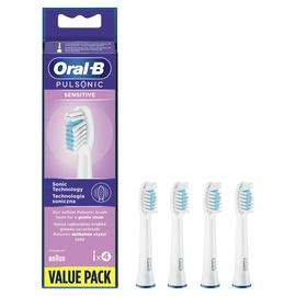 Насадки на зубную щетку Oral-B Pulsonic Sensitive SR32-4S