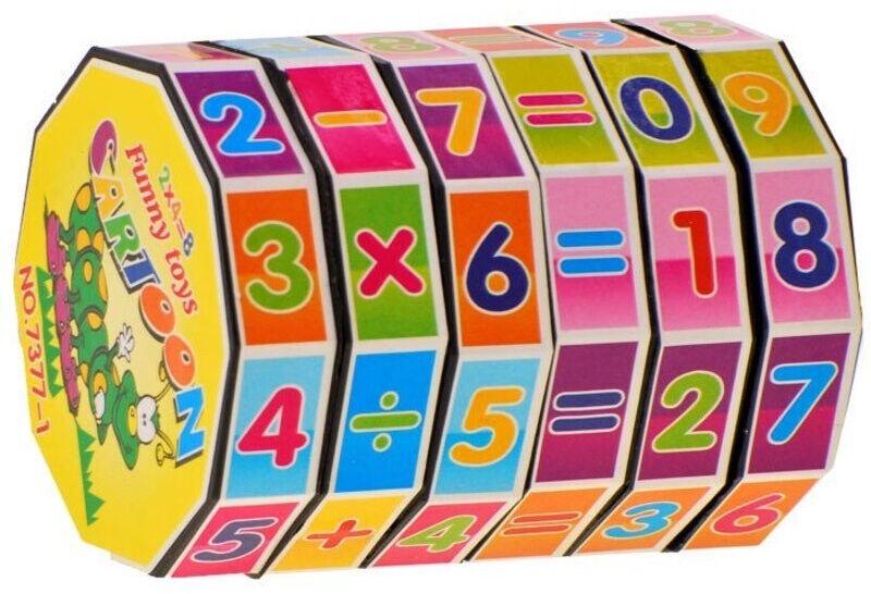 Intelektuāla rotaļlieta Math Learning 0077