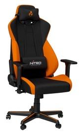 Spēļu krēsls Nitro Concepts S300 Black/Orange