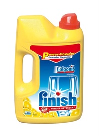 LĪDZ. TR. MAŠ. FINISH POWDER LEMON 2.5KG