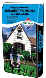 Durpeta Substrate for Decorative Plants 50l