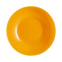Luminarc Soup Plate Arty Mustard 20cm P6324