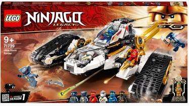 Konstruktors LEGO Ninjago Legacy Ultraskaņas transportlīdzeklis 71739, 725 gab.