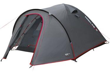 2-местная палатка High Peak Nevada 2 10199, серый