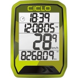 CicloSport Protos 213 Wireless Bike Computer Green