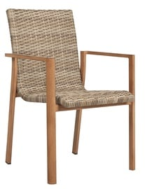 Home4you Captain Chair Beige