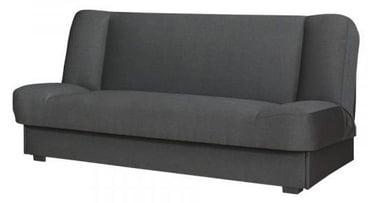 Диван-кровать Bodzio Bajka S1 Graphite, 196 x 90 x 92 см
