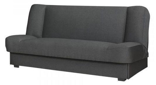 Dīvāngulta Bodzio Bajka S1 Graphite, 196 x 90 x 92 cm