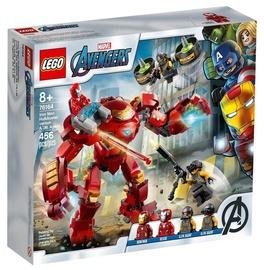 Конструктор LEGO®Super Heroes 76164 tbd-Avengers-classic-Hulk
