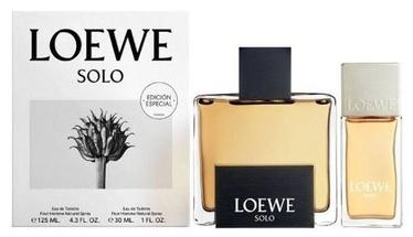 Komplekts vīriešiem Loewe Solo 2pcs Special Edition Set 130 ml EDT