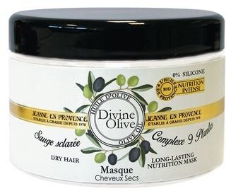 Jeanne en Provence Divine Olive Dry Hair Mask 300ml