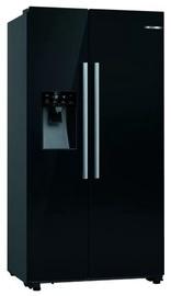 Ledusskapis Bosch Serie 6 KAD93VBFP Black