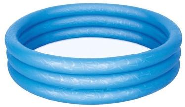Бассейн Bestway Fast Set, синий, 1020x250 мм, 101 л