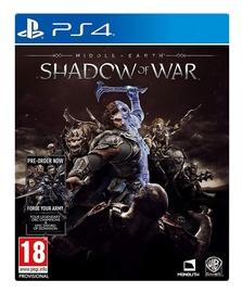 Middle-Earth: Shadow of War Steelbook PS4