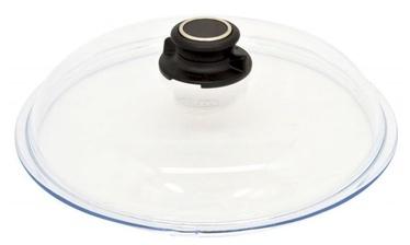 AMT Gastroguss Glass Lid With Knob Ventilation 24cm