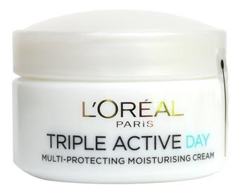 Sejas krēms L´Oreal Paris Triple Active Moisturising Day Cream, 50 ml