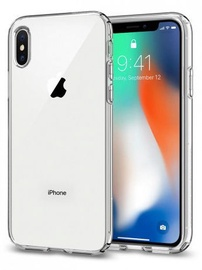 Spigen Liquid Crystal Back Case For Apple iPhone X/XS Crystal Clear