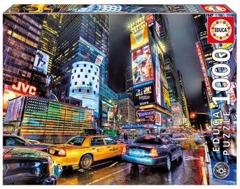 Пазл Educa Borras Times Square New York, 1000 шт.