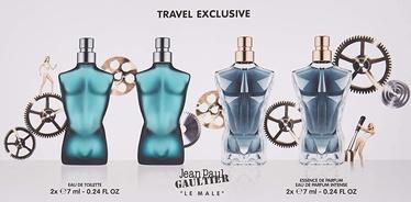 Komplekts vīriešiem Jean Paul Gaultier Le Male Miniatures 4pcs Set 28ml EDT