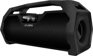 Bezvadu skaļrunis Sven PS-470 Black, 18 W